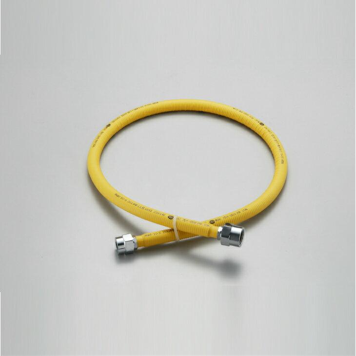 MSC可撓式不鏽鋼瓦斯波紋軟管/瓦斯管/定尺100公分-連接燃氣器具專用