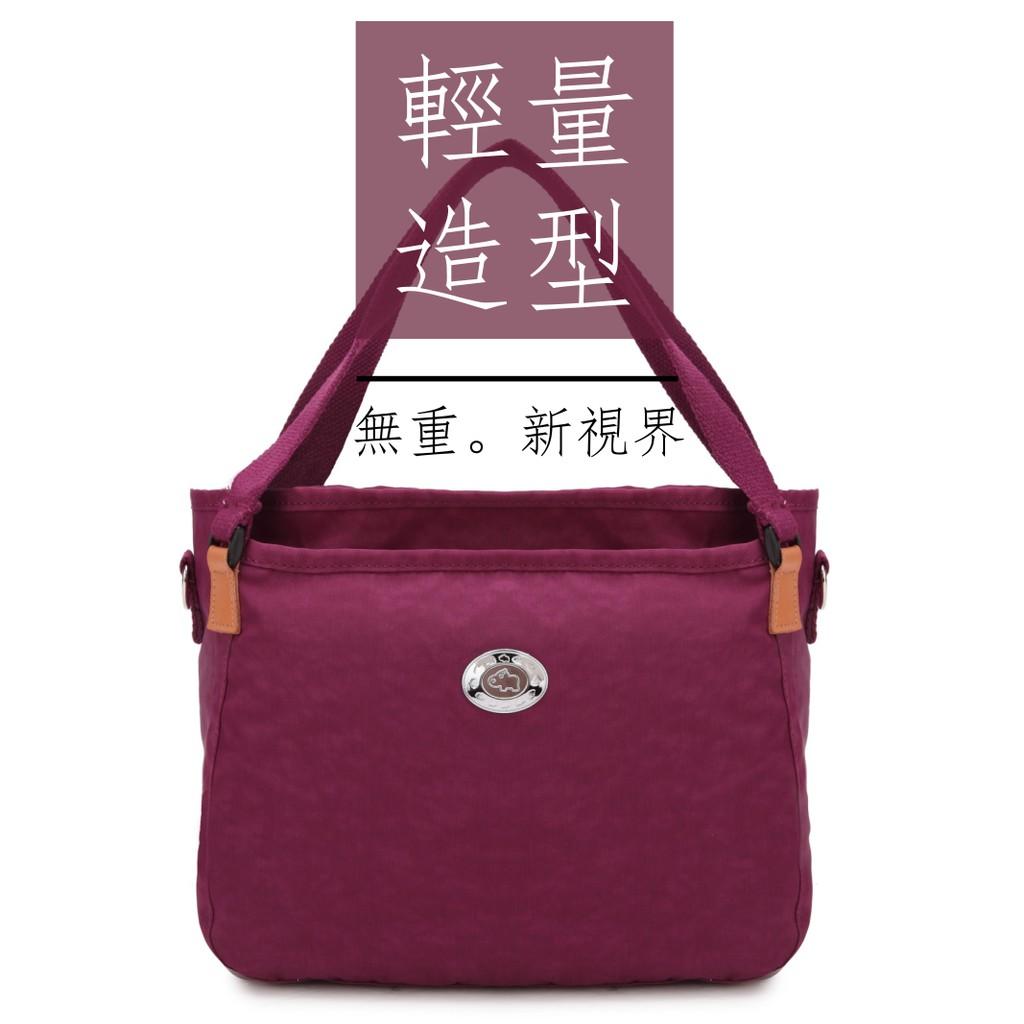 Miss San 輕量系列 - 造型 托特包(9.7吋、雨傘 可放;可斜背;防水包) [現貨]