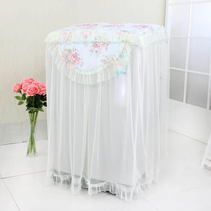 Fully Automatic Drum-Type Washing Machine Cover Lace Fabric Haier Littleswan Midea Panasonic SIEMENS xi yi ji tao