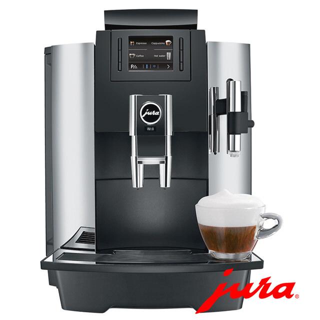 【Jura】商用系列 WE8(全自動咖啡機)