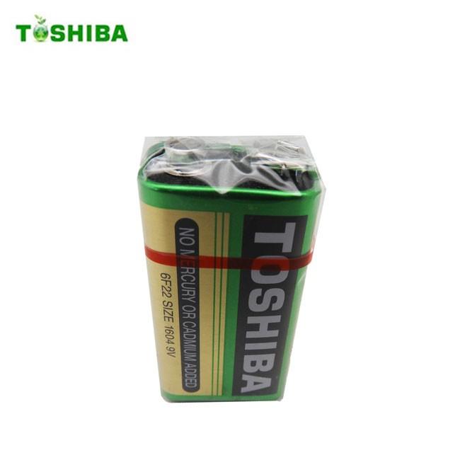 TOSHIBA東芝 環保碳鋅電池9V 1入