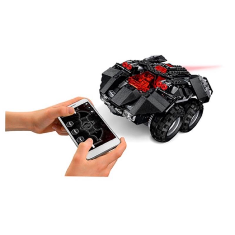 Lego 樂高積木-(LT76112)超級英雄系列-App Controlled  Batmobile