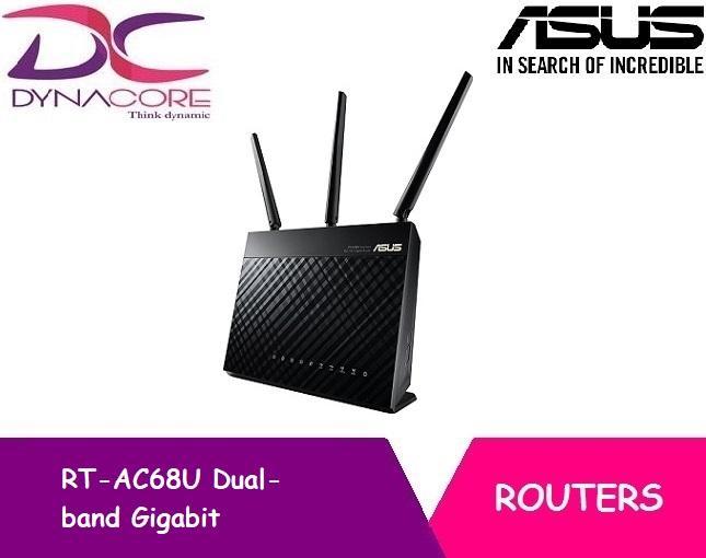 [ASUS] RT-AC68U Dual-band Gigabit Router