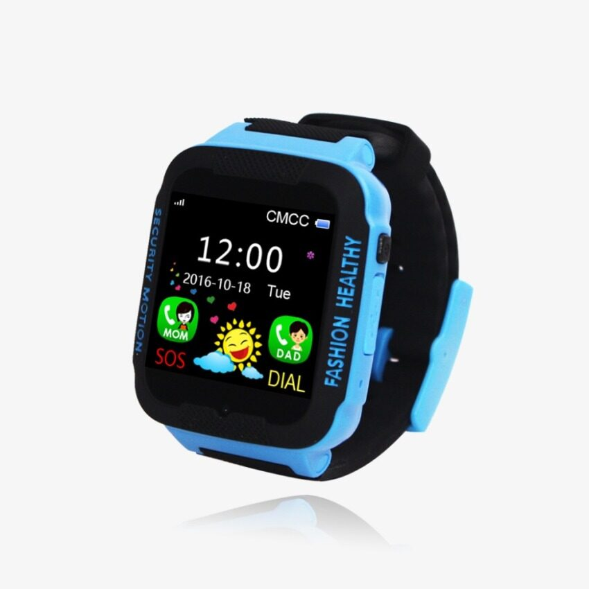 AirBuy FREZEN Smart Watches for Kids Children LBS Watch for Apple Android Phone Smart Baby Watch Smartwatch Children Smart Electronics