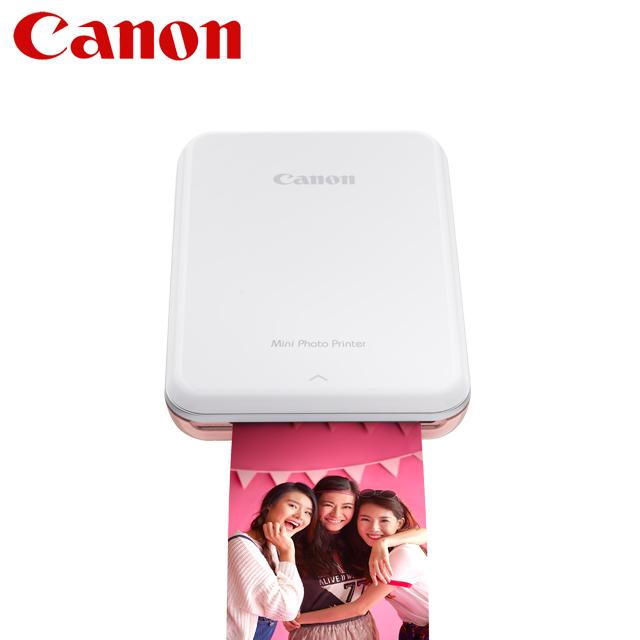 【超值組】Canon mini 迷你相片印表機 +相紙第1包(共30張相紙)