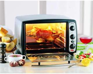 Toyomi Oven (19L): 4 months old : Occasionally used : 8 months warranty