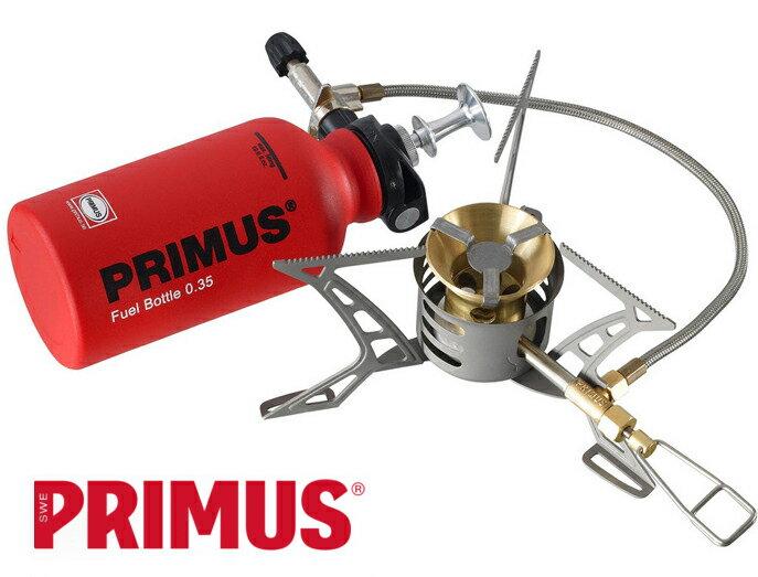【鄉野情戶外用品店】 Primus |瑞典| OmniLite™ Ti 鈦合金瓦斯汽化遠征爐/瓦斯汽化爐 登山爐 高山爐/321985
