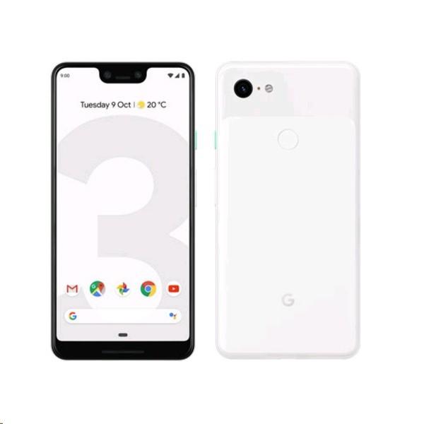 【Ai-tec】Google Pixel 3 XL手機 4GB + 128GB (美版) / 白【GO81】