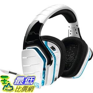 [8美國直購] Logitech G933 耳機 白色 (981-000620) Artemis Spectrum 7.1 Surround Gaming Headset