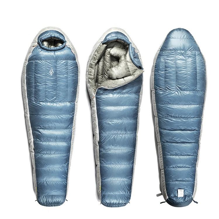 ►遊俠戶外►【 Z700 Z400 旗艦款,少量現貨】 黑冰睡袋 新改版 鵝絨 羽絨 睡袋 戶外超輕 G700