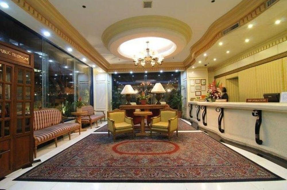 住宿 東方皇冠飯店 (Tiara Oriental Hotel)馬卡蒂