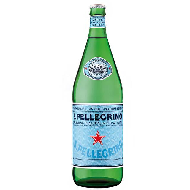 【聖沛黎洛】氣泡礦泉水 瓶裝