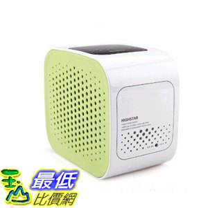 [107玉山最低比價網] mini負離子USB空氣清淨機 迷你空氣淨化器 家用除甲醛霧霾PM2.5辦公室臥室