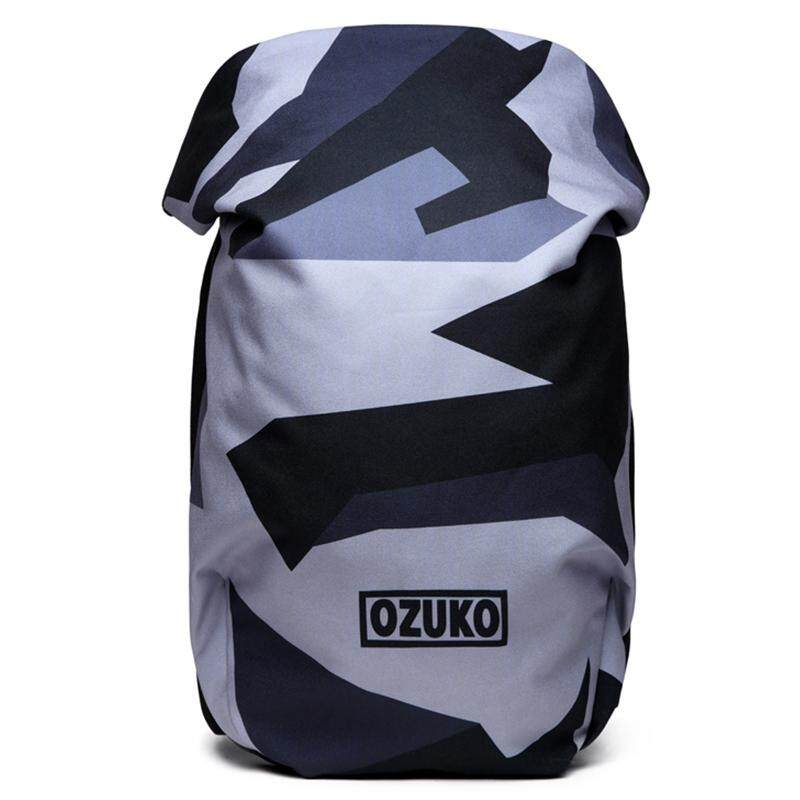 OZUKO Oxford Cloth Backpack Usb Camouflage Backpack Personalized Waterproof Backpack Small