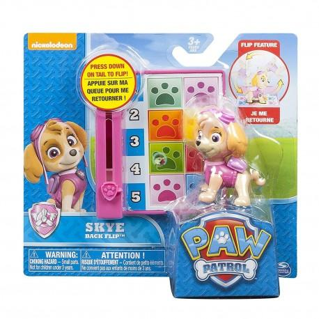 Paw Patrol Action Pack Pup Back Flip Skye