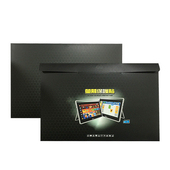 《Big Tab》For InFocus IF236a 24吋大平板電視螢幕保護貼(24吋)
