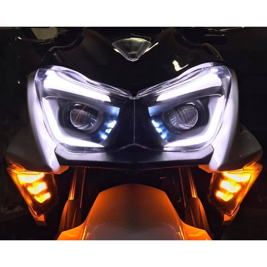 【『柏』利多銷】燈匠FORCE鷹爪方向燈 FORCE方向燈 LED燈向燈 日行燈 日型燈 燈匠方向燈 3D導光方向燈