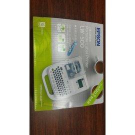 EPSON 標籤印表機 LW-500 標籤機 展示機特價