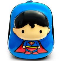 神力女超人 Q版立體玩偶兒童後背包 (5L)