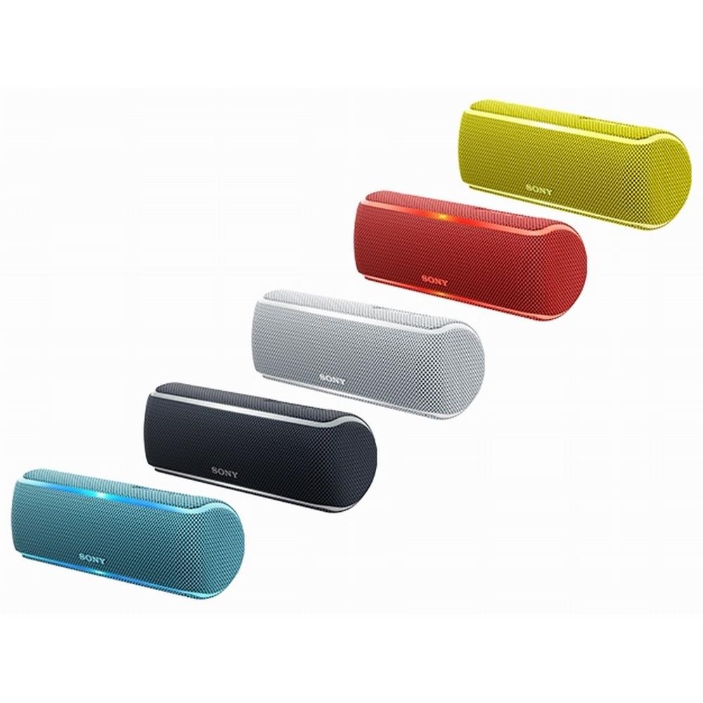 SONY可攜式無線防水藍牙喇叭SRS-XB21