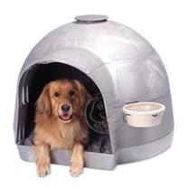 Petmate 寶萊《中大型犬》圓頂狗屋