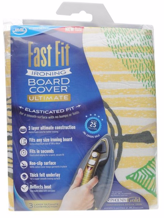 Fit Ironing Board Cover