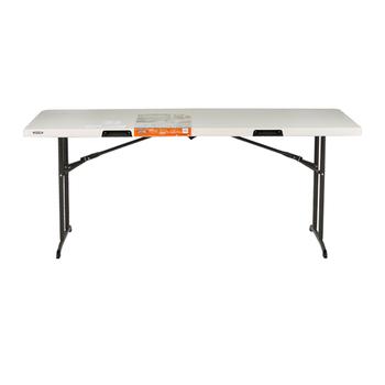 好市多 Lifetime 工業級6呎折疊桌