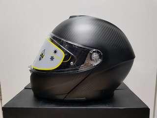 AGV Sportmodular Solid Matt Black Helmet