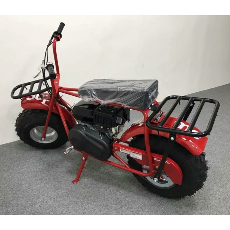 Coleman x Supreme CT200U mini bike