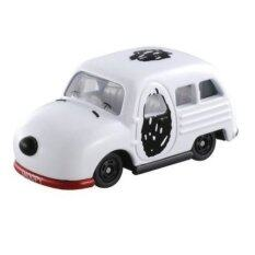 Takara Tomy Tomica Dream Tomica Snoopy (White)