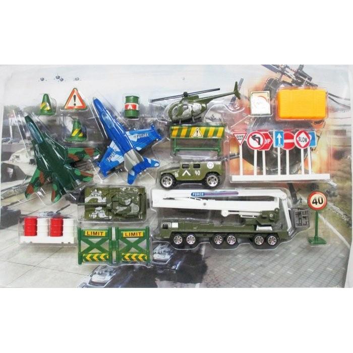 【Hi-toys】現貨 可超取 玩具模型 1:87 軍事模型 30PCS A款