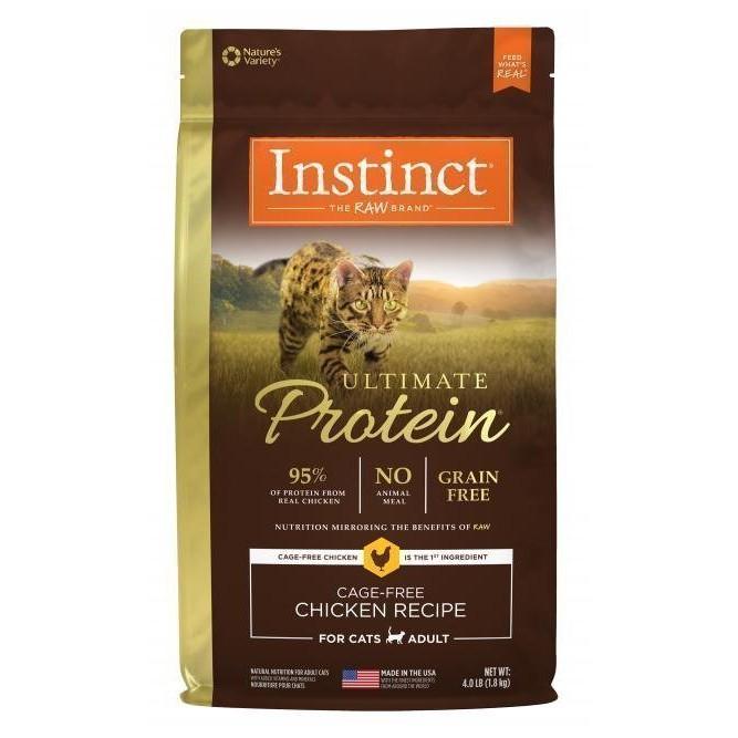 衝評價 instinct原點本能皇極無穀雞肉配方4磅