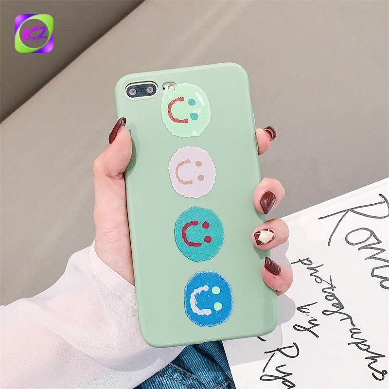 🐎 MC Phone Case For vivo Y97 Y95 Y93 Y91 Y83 Y85 Y71 Y75 Smiley And Calendar Funny