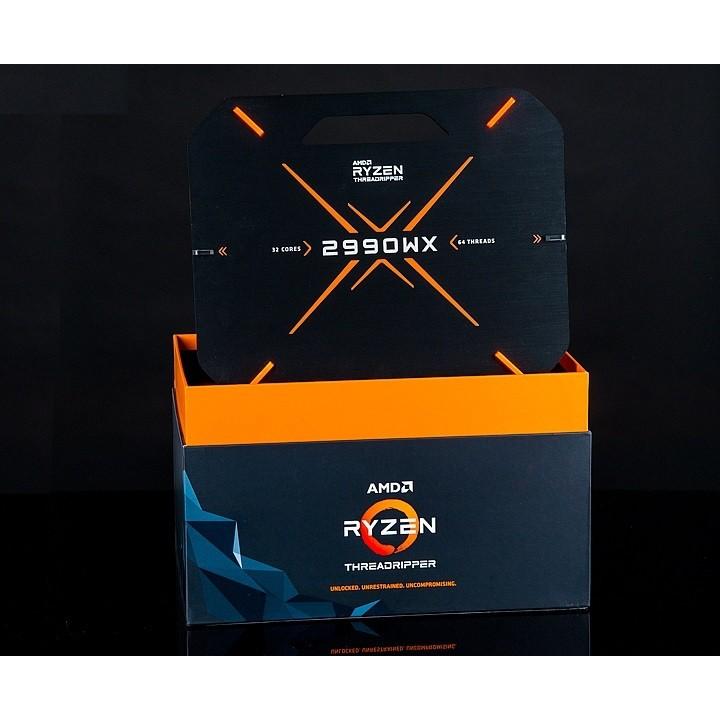 ❄翔鴻3C❄現貨全新代理商貨 AMD 第二代 RYZEN Threadripper 2990WX TR4 32核 64緒