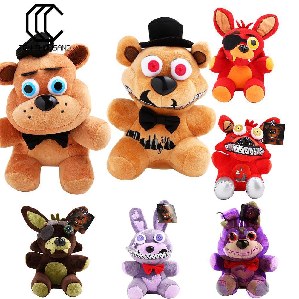 ของเล่นตุ๊กตายัดนุ่น tenthousand ~ Five Nights at Freddy ' s