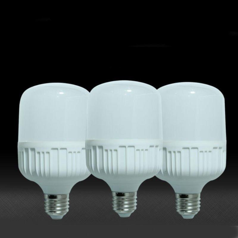LED燈泡高富帥5-20W-白 超高亮度燈泡LED E27螺旋全電壓節能燈泡(限宅)【AK450A-6A】