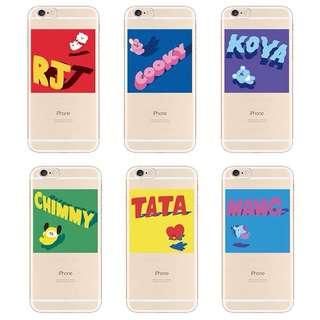 BTS BT21 Phone Case