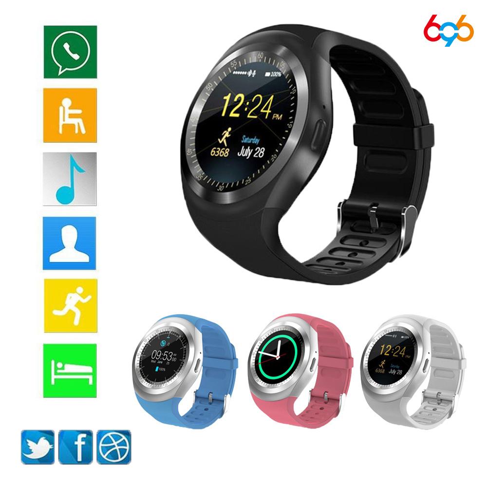 696 Y1 B57 Smart Watch Men Women Smart Watch B57 Fitness Bracelet Bluetooth smartwatch kids Wristband For Android IOS Phone Band