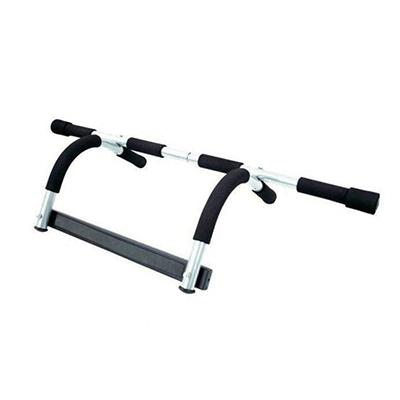 JIJI Iron Gym Bar - Doorway Exercise / Home Training / Sports (SG)
