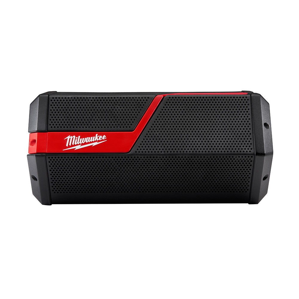 【米沃奇 2891 無線藍芽喇叭】Milwaukee 美規新品 12/18V電池 音質佳 攜帶方便 USB輸出