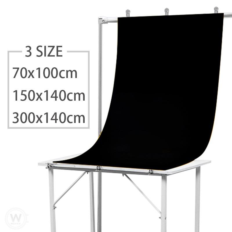 【現貨免運費】專業攝影黑色吸光布 大尺寸黑色吸光布 吸光布 黑絨布 黑布 直播拍照 拍攝道具 攝影裝飾 背景