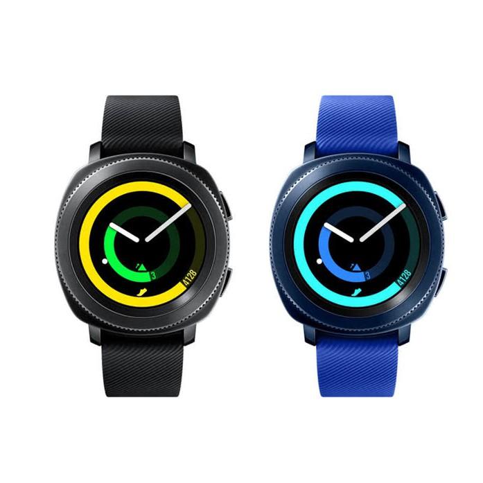 【SAMSUNG 三星】Gear Sport 運動智慧手錶(SM-R600)--黑色