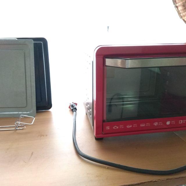 東元TECO 20L電烤箱 (二手)