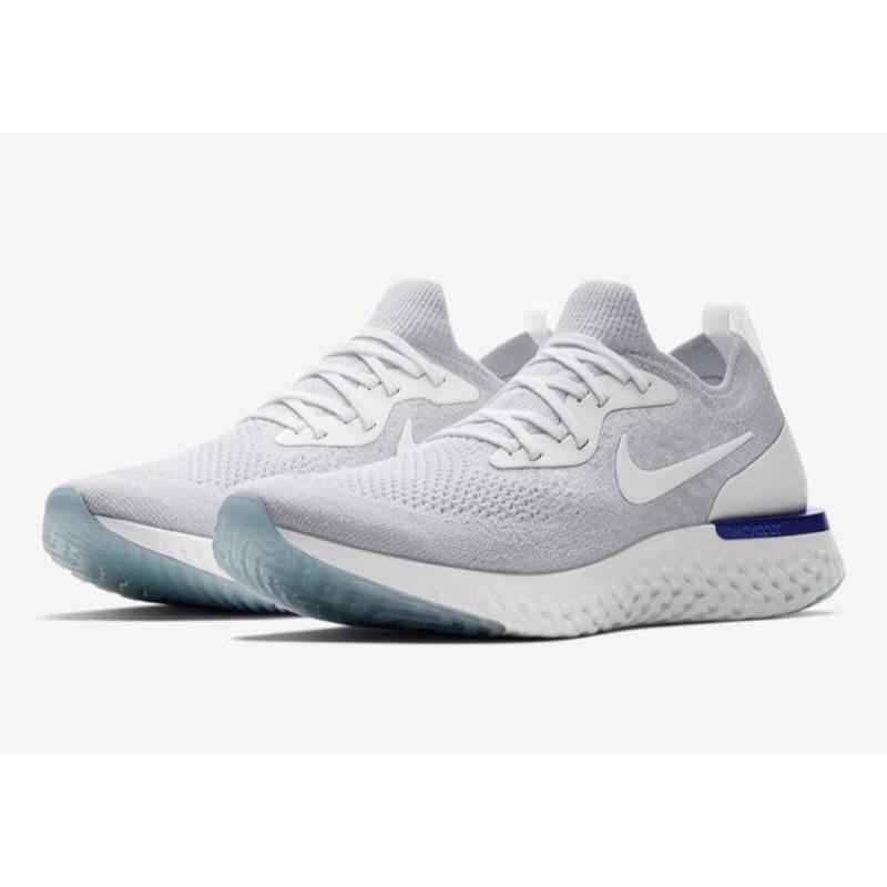 Nike Epic React Flyknit 編織 男女都有AQ0067-400