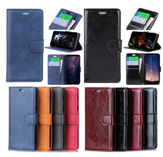 Oppo R11 R11 Plus R11S R11S Plus Business Leather Flip Case 24816