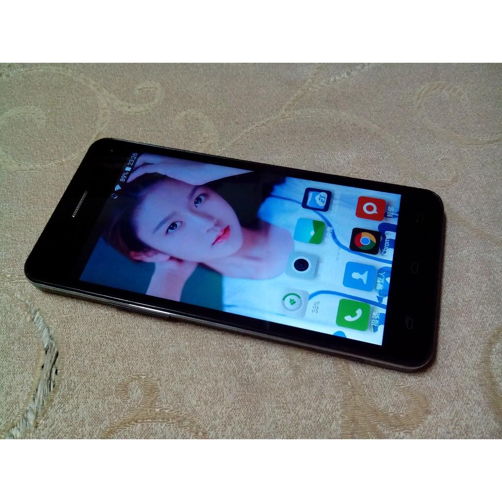 揚邑 YANG YI Y6 5吋四核心雙卡智慧型手機