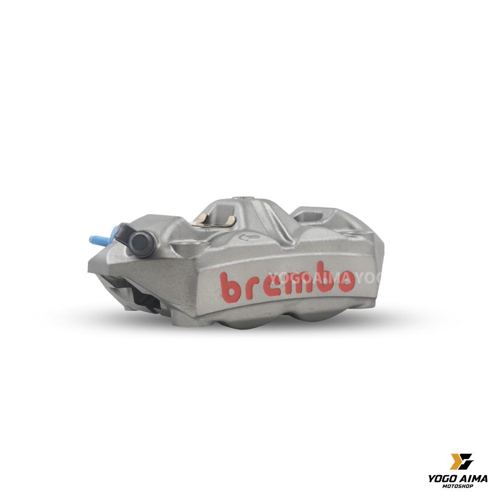 【優購愛馬】Brembo 豐年俐公司貨 M4輻射卡鉗 1098 黑底紅 灰底紅 三年保固 義大利正品