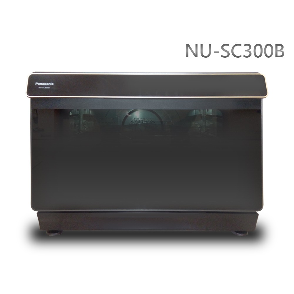 【國際牌Panasonic】30L觸控蒸氣烘烤爐 NU-SC300B ~ 回函送!攪拌器MX-S301~5/31止