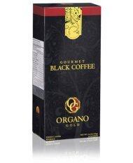 Organo Gold Black Coffee กาแฟเห็ดหลินจือ