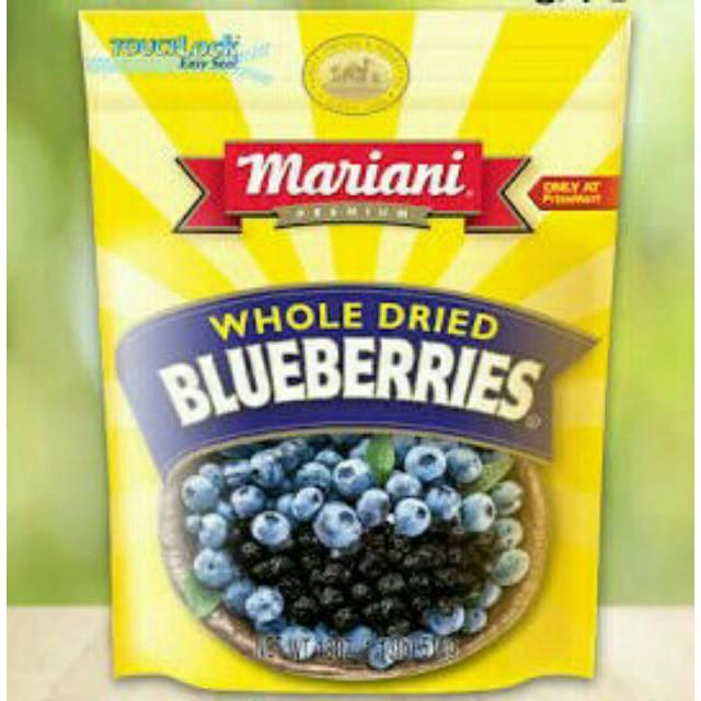[丸子購][期限19/7/2出清]美國 Mariani 藍莓乾 20oz 454g/袋 好市多同等級 果乾 莓果